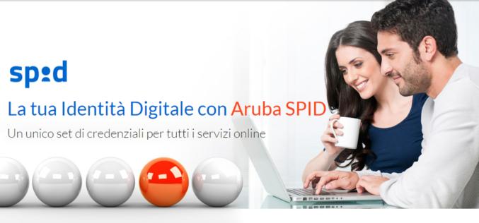 Aruba PEC è Identity Provider per SPID