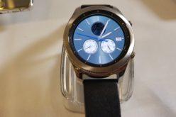 Samsung presenta il nuovo Gear S3 a IFA 2016