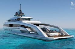 CRN presenta al Monaco Yacht Show i suoi progetti di design