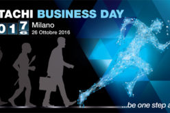 Hitachi Business Day 26 ottobre: be one step ahead