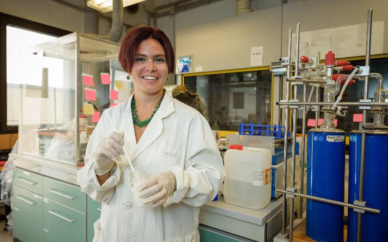 Cafoscarina inventa il nanogel per pulire il patrimonio artistico
