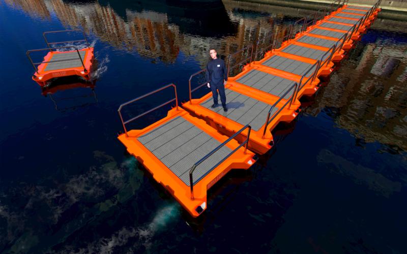 Ad Amsterdam verranno testate barche senza conducente
