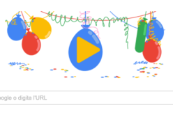 Buon 18esimo compleanno Google!