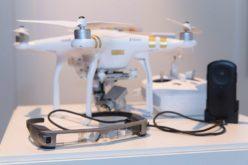 Con Epson e DJI i droni si pilotano con la realtà aumentata