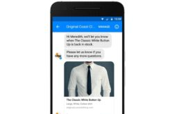 Messenger diventerà una piattaforma per l'e-commerce