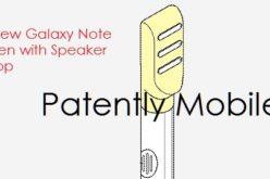 Samsung Galaxy Note8: la S Pen potrà ascoltarci