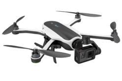 GoPro svela il suo primo drone pieghevole