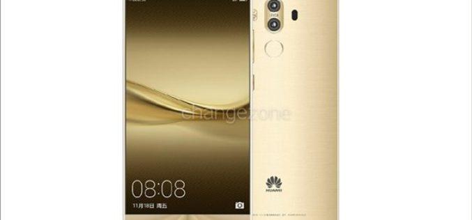 Huawei Mate 9, gli ultimi rumors in vista del lancio