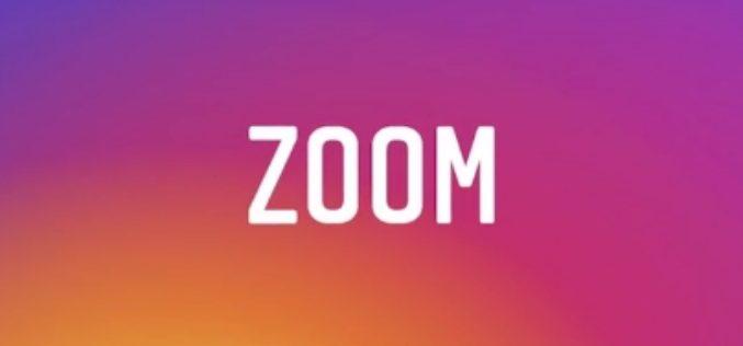 Instagram introduce nuovi filtri per il Superzoom