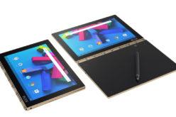 Lenovo reinventa il portatile con lo Yoga Book
