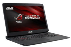ASUS è al primo posto nella classifica dei notebook gaming