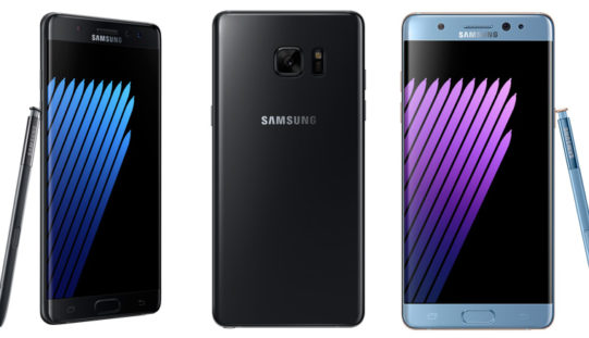 Galaxy Note 7 rinascerà come Galaxy Note 7 FE