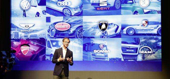Il Gruppo Volkswagen si orienta sempre di più verso il futuro dell'automobile
