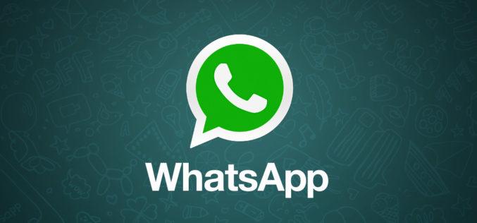 WhatsApp, arrivano le anteprime delle foto nelle notifiche