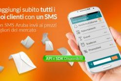 Il servizio SMS Aruba completamente rinnovato per gli sviluppatori