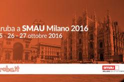 Aruba a SMAU Milano con un nuovo programma per le startup più innovative