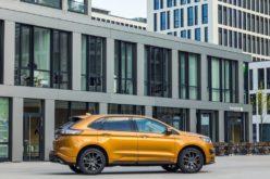 Ford Italia al #ForumAutomotive 2016 con la nuova Edge