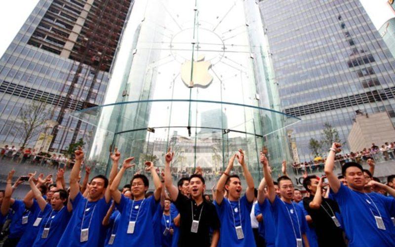 Apple si inchina alla Cina e lavora a nuovi data center nel Paese