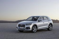 La nuova Audi Q5 debutta sul mercato italiano
