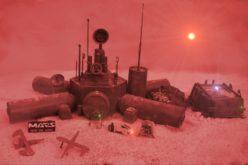 Ecco come funziona la Base Alfa su Marte