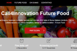 Al via FUTURE FOOD, competition per le startup del food e dell'agroalimentare