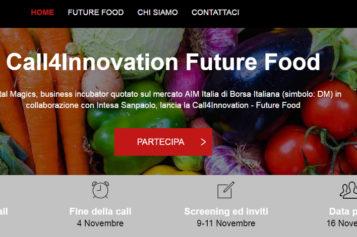 Al via FUTURE FOOD, competition per le startup del food e dell'agroalimentare