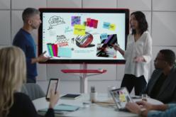 Google risponde a Surface Hub con Jamboard
