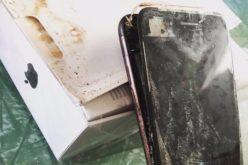 Telefoni esplosivi: ci si mette anche iPhone 7 Plus