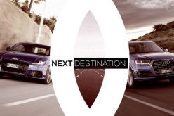 Next Destination, in viaggio con l'innovazione Audi