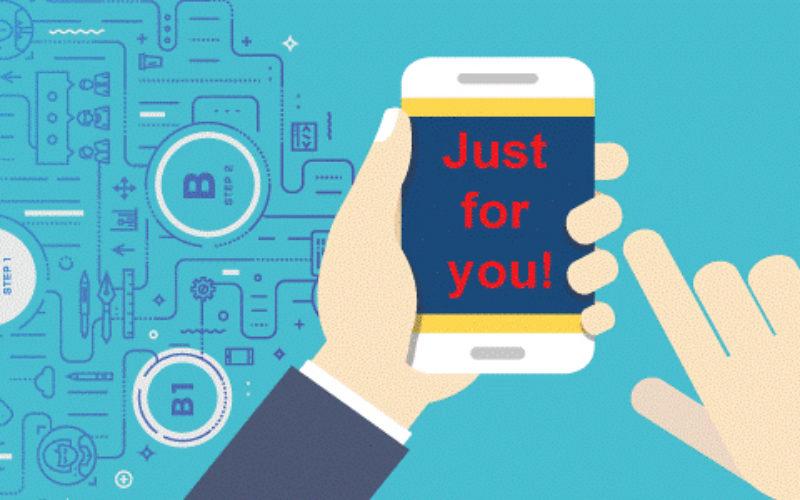 La personalizzazione: chiave del successo nell'era del digitale