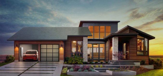 Tetti fotovoltaici, batterie casalinghe, auto elettriche: ecco la città solare di Tesla