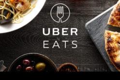 UberEats ti consegna il pasto a domicilio con un click