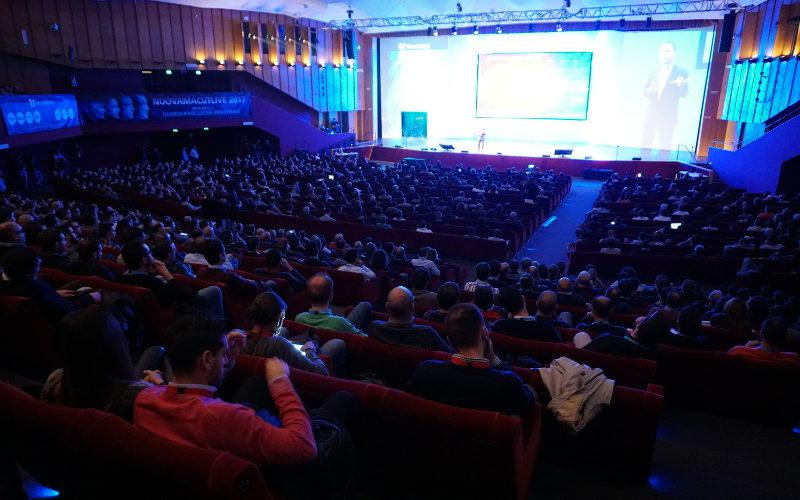 Nuovamacut Live 2017: la Fabbrica 4.0 come motore del cambiamento