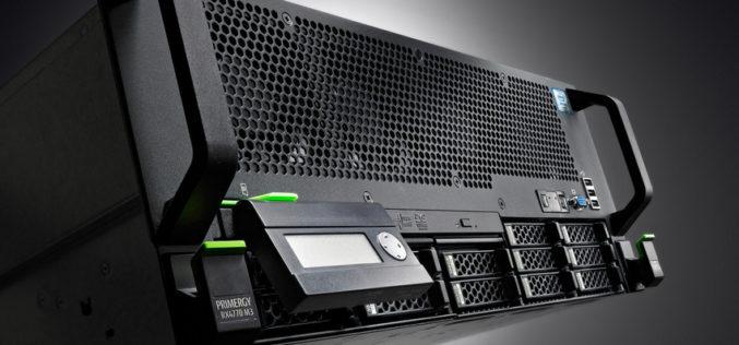 I server Fujitsu PRIMERGY aggiungono il supporto per il deep learning sulle GPU NVIDIA Volta