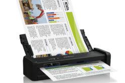 Epson annuncia gli scanner portatili più veloci per l'ufficio