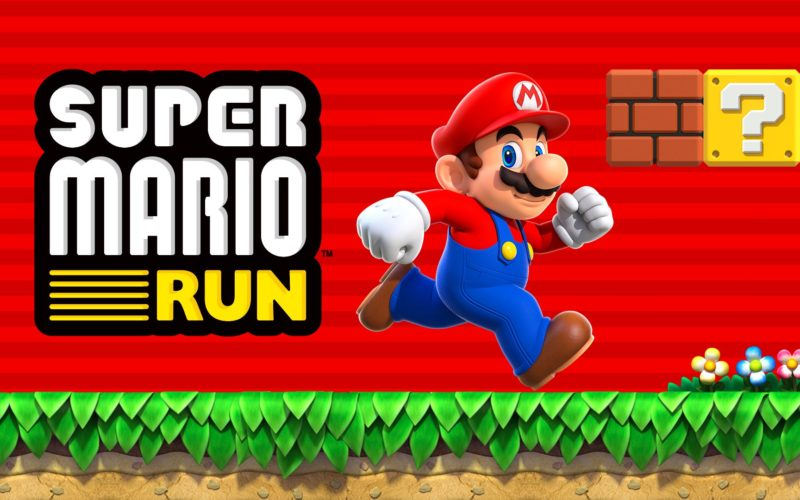Super Mario Run per iPhone e iPad: annunciata data di uscita
