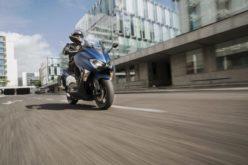 I servizi telematici di Vodafone per i primi scooter connessi di Yamaha