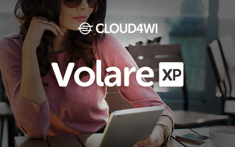 Cloud4Wi lancia Volare XP