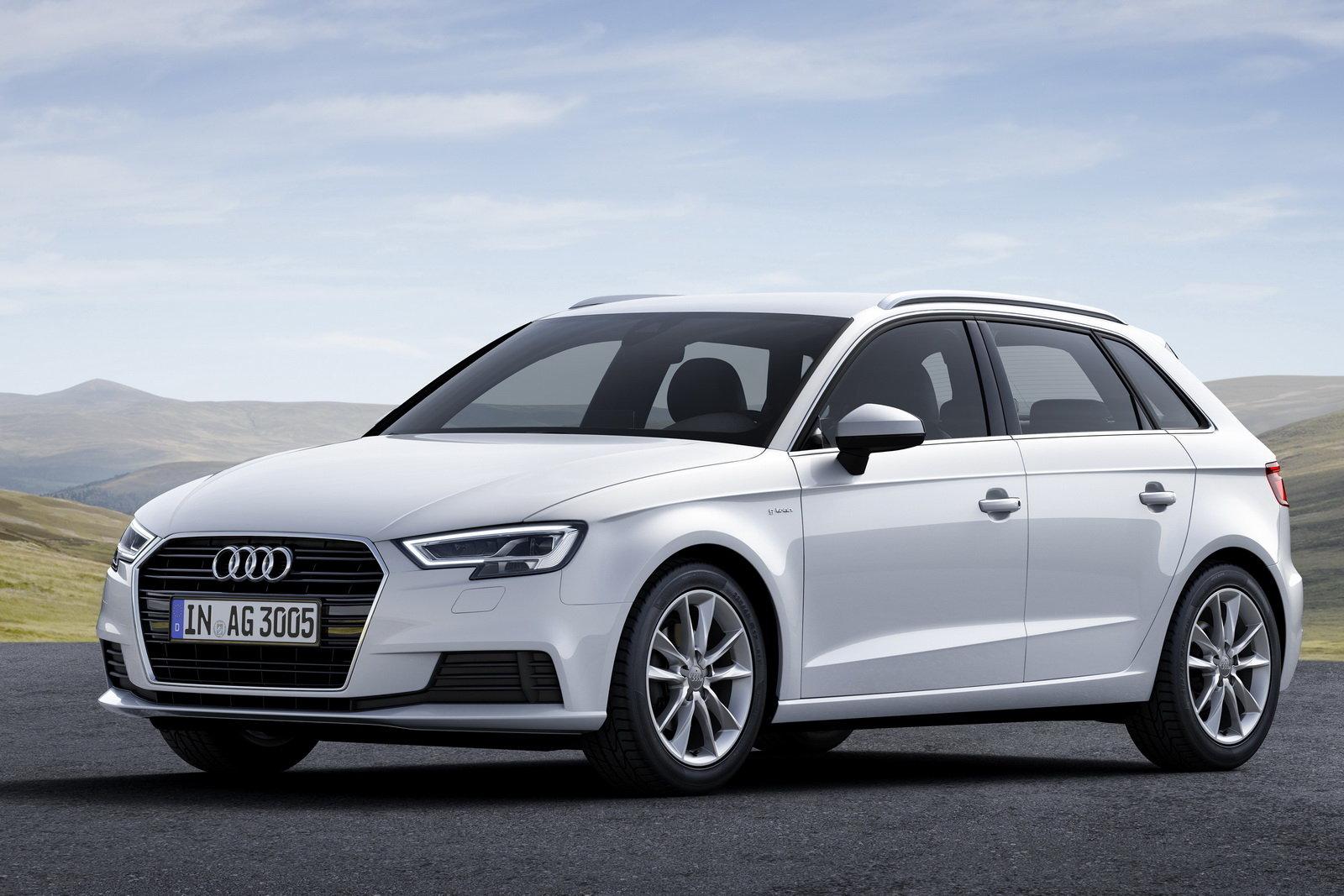 Audi a3 nuovo modello quando esce galleria di automobili for Quando esce la nuova audi q3 2018
