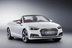 Audi A5 Cabriolet con le nuove motorizzazioni TDI
