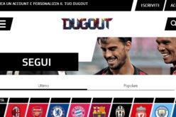 Dugout, anche il calcio ha il suo social network