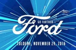 L'Ovale Blu svelerà la nuova Ford Fiesta all'evento 'Go Further' di Colonia
