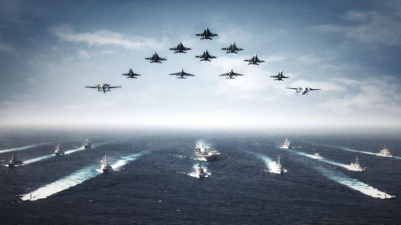 Hackerata la marina USA: 130 mila soldati a rischio
