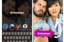 Instagram: link, Boomerang e menzioni nelle Storie