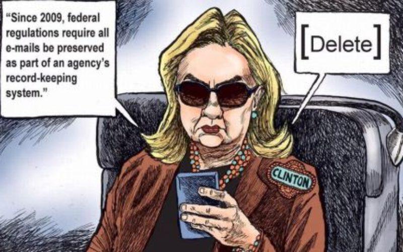 Fbi conferma Clinton non verrà incriminata per il Mailgate. Trump Sistema truccato