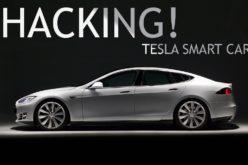 Hackerare una Tesla è possibile: ecco come