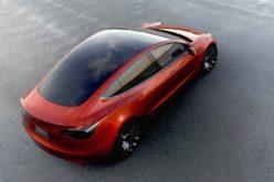 Tesla metterà pannelli solari sul tetto delle prossime Model