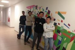 Inaugurate le opere del Concorso Engineering Art Project: Writing on Wall