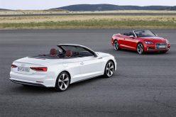 Audi A5 e S5 cabriolet: al via la prevendita della nuova openair dei quattro anelli