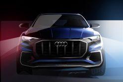 Audi Q8 Concept anticipa a Detroit le forme di un nuovo modello